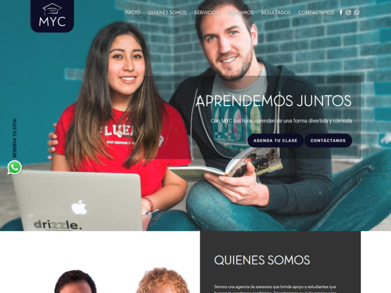 MyC Soluciones Educativas