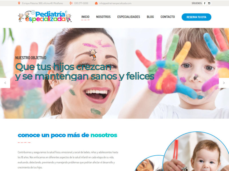 Pediatría Especializada